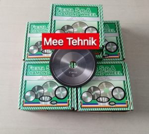 "Diamond Wheel ""FIESTA"" type 5"" P/TEBAL"